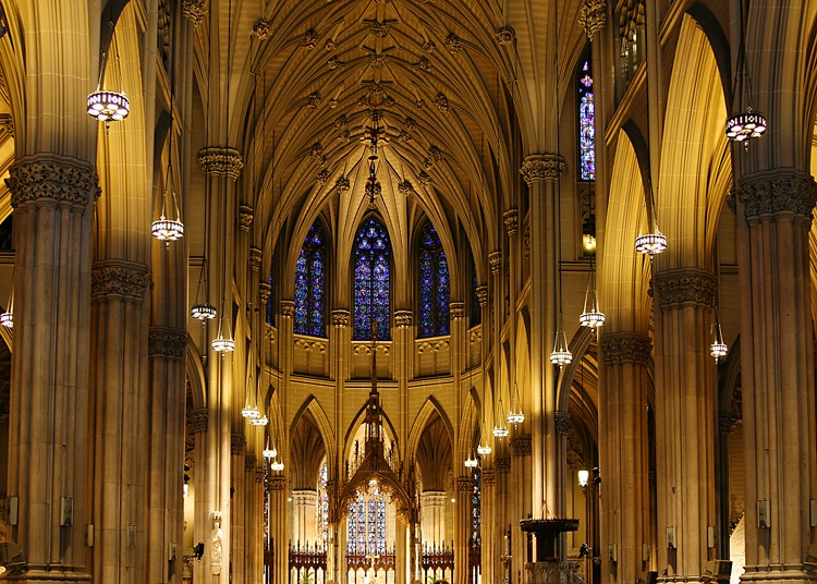 photoblog image St. Patrick's Cathedral, New York City