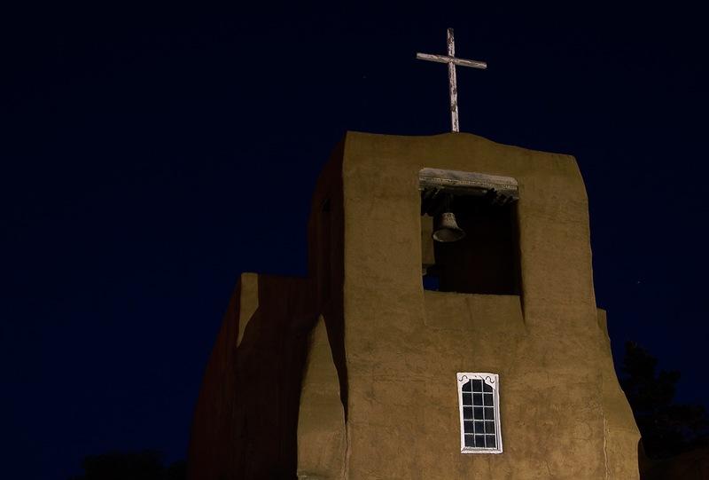 photoblog image Chapel at Night