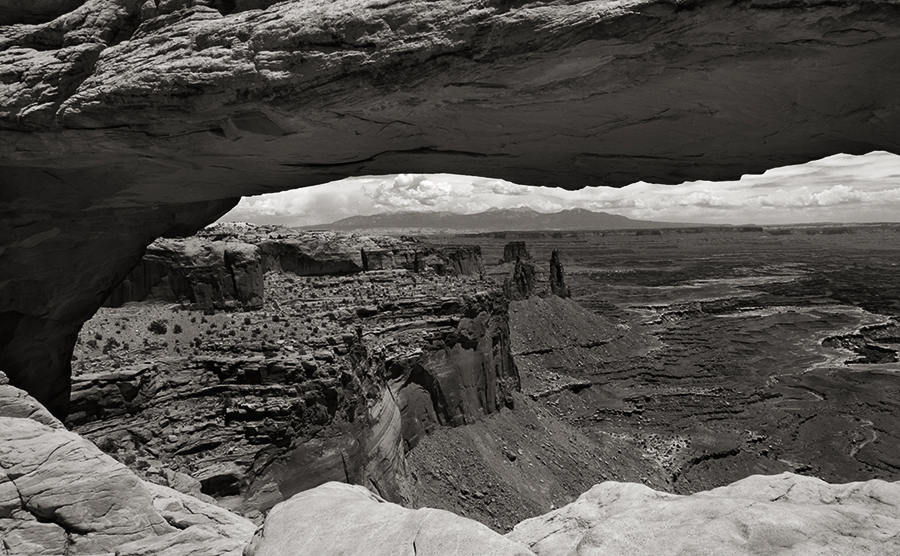 photoblog image The Mesa Arch